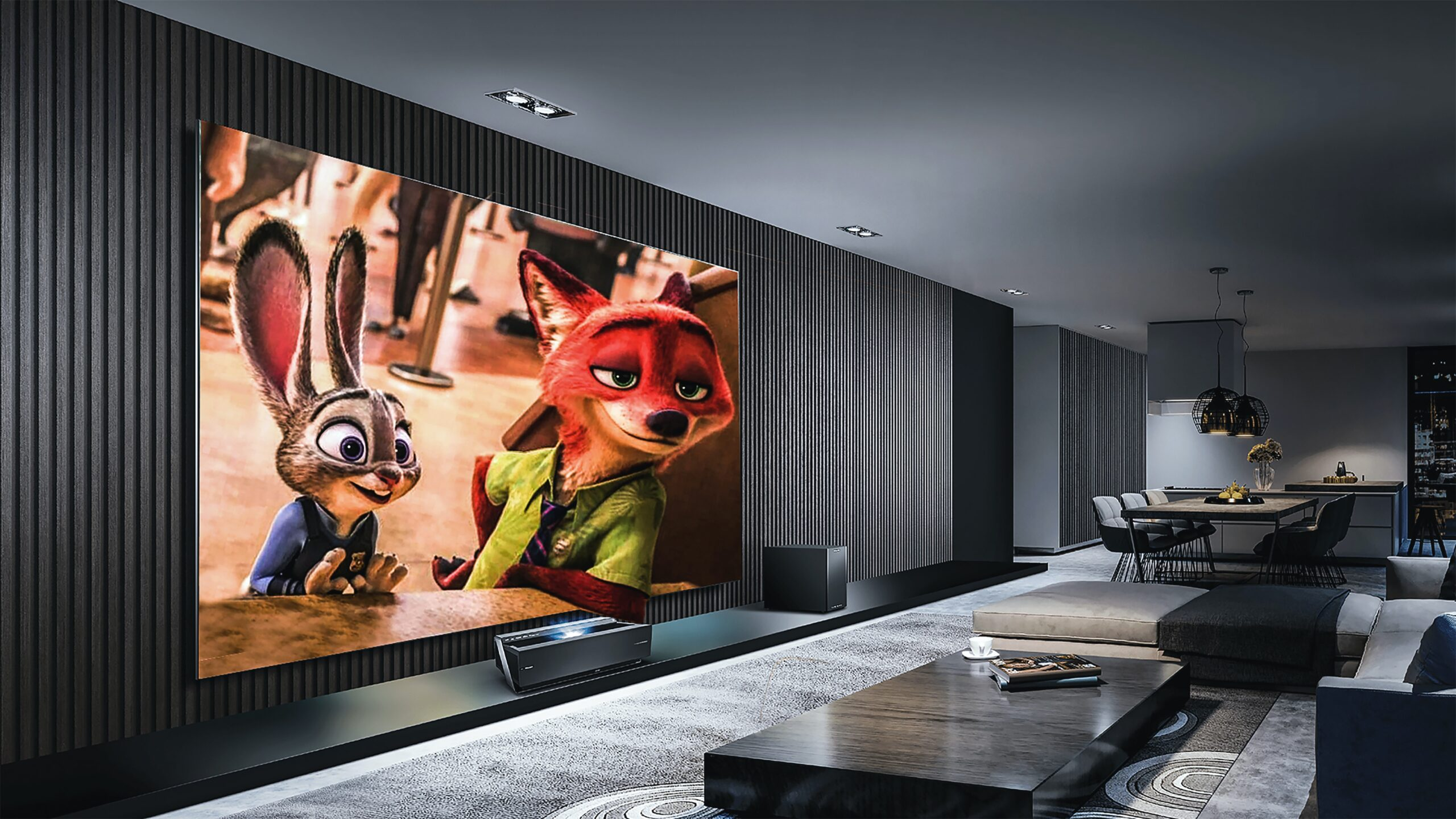 chauhan-moniz-Film screen large in smarthome livingroom-unsplash