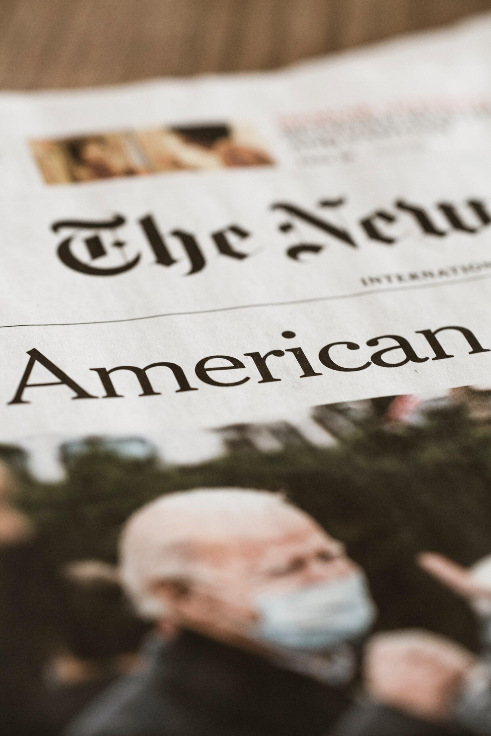 markus-spiske-New York Times newspaper up close-unsplash