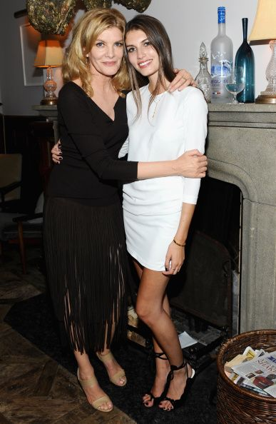 Rene Russo and Rose Gilroy at the 'NIGHTCRAWLER' World Premiere party hosted by GREY GOOSE vodka and Soho House Toronto for TIFF on September 5, 2014 in Toronto, Canada.