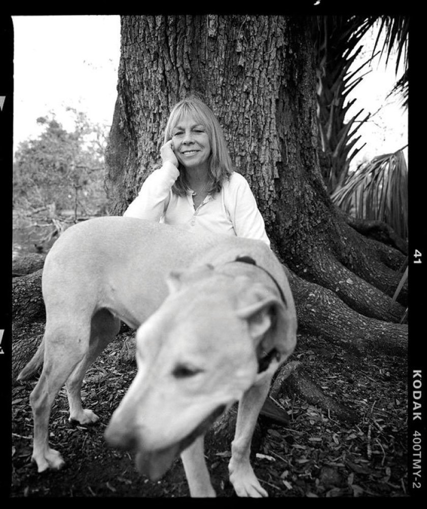 Rickie Lee Jones from The LA times 2020