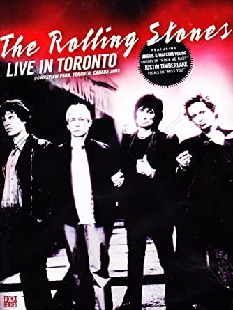 Rolling Stones live in Toronto