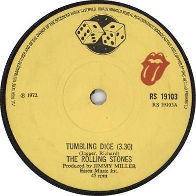 Tumbling Dice LP