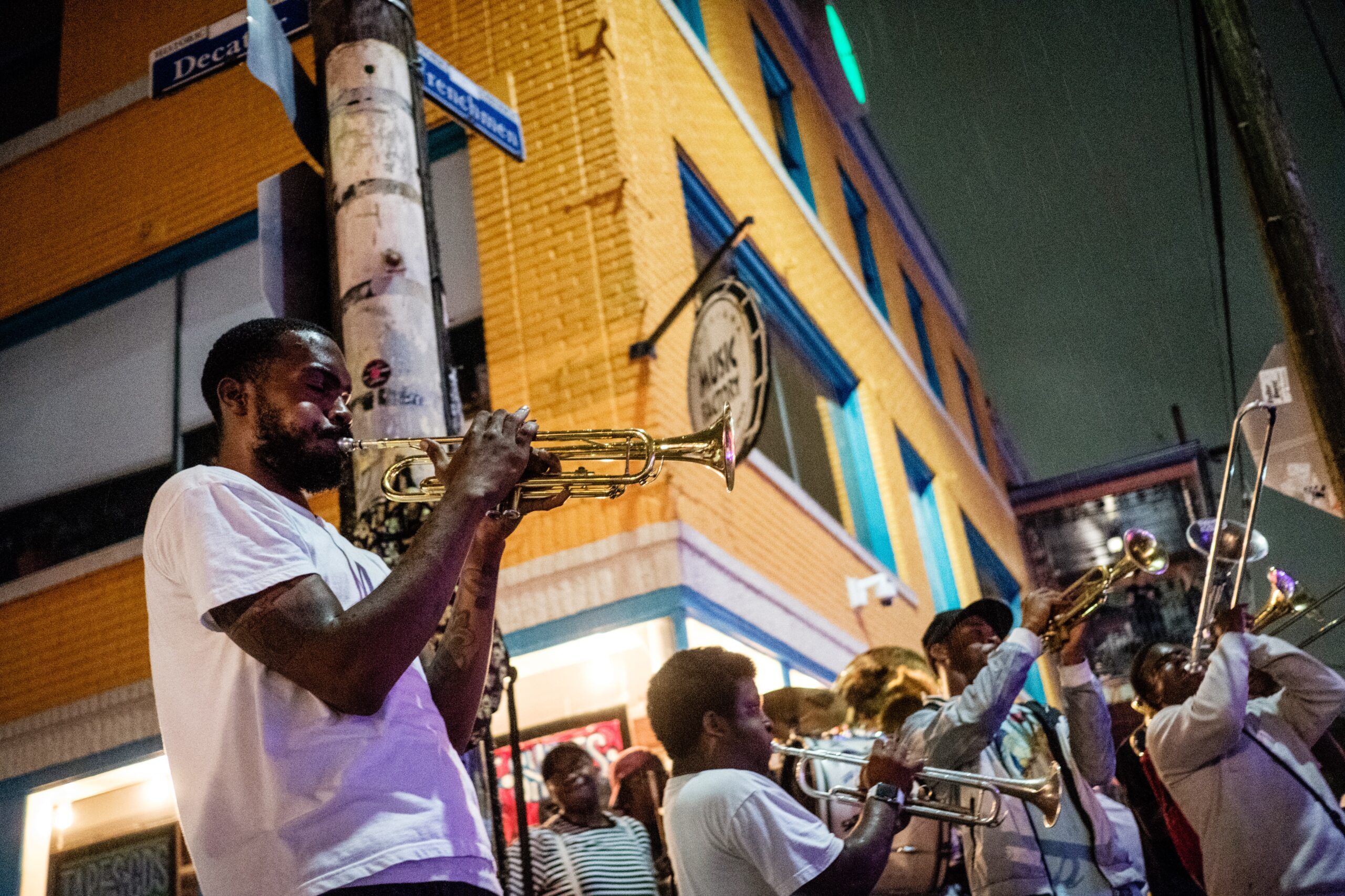 Horn Band Marching by Morgan  Petroski from Unsplash