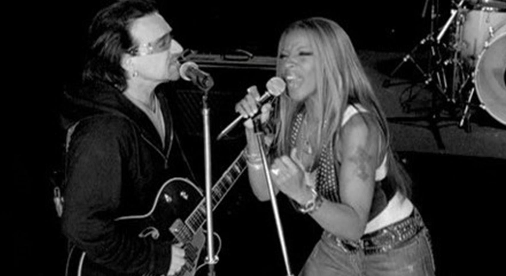 u2 featuring Mary J Blige